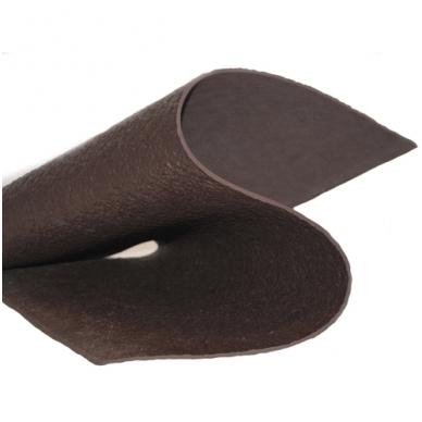 Gumos lakštas 3 mm storio, išmatavimai 50x70 cm +/- 2cm. 3