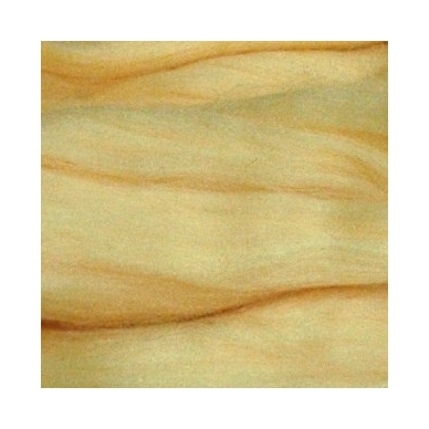 Prekės kodas AG1034. Akrilo gijų pluoštas veltinių dekoravimui. Spalva - šviesi smėlio. Pakuotėje 10 gramų.