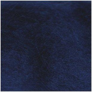 Austrijos Tirolio vilnos karšinys 50 g. ± 2,5 g. Spalva - tamsiai mėlyna, 31 - 34 mik.