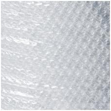 Bubble wrap. Used for wet felting. 120x100cm.