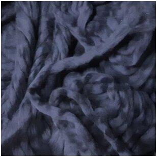Merino vilnos pieštukinė sluoksna 50g.  ± 2,5g. Spalva - tamsiai mėlyna, 20,1 - 23 mik.