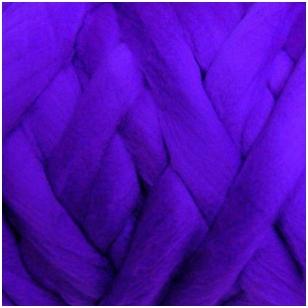 Merino vilnos sluoksna 50g. ± 2,5g. Spalva - violetinė, 18,6-20 mik.