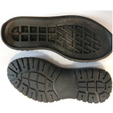 Padai, tinkami lengviems vaikiškiems  veltiniams.juodos spalvos.Turime tik 24 dydžio.Vidinė dalis tinkama 15cm  veltiniui priklijuoti.