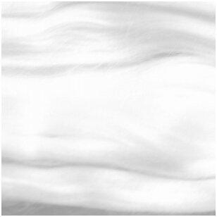 Prekės kodas AG9016. Akrilo gijų pluoštas veltų gaminių dekoravimui. Spalva: balta. Pakuotėje 10 gramų.