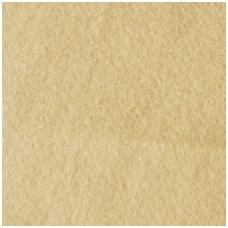 Synthetic fiber sheet. Color- beige. Dimensions 200x300x1,5mm.