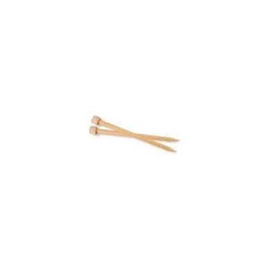 Tiesūs bambukiniai virbalai. Dydis: 2.00 mm