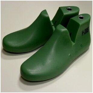 Vyriški plastikiniai  kurpaliai naudojami batų,veltinių,šlepečių vėlimo pabaigai, avalynės formavimui